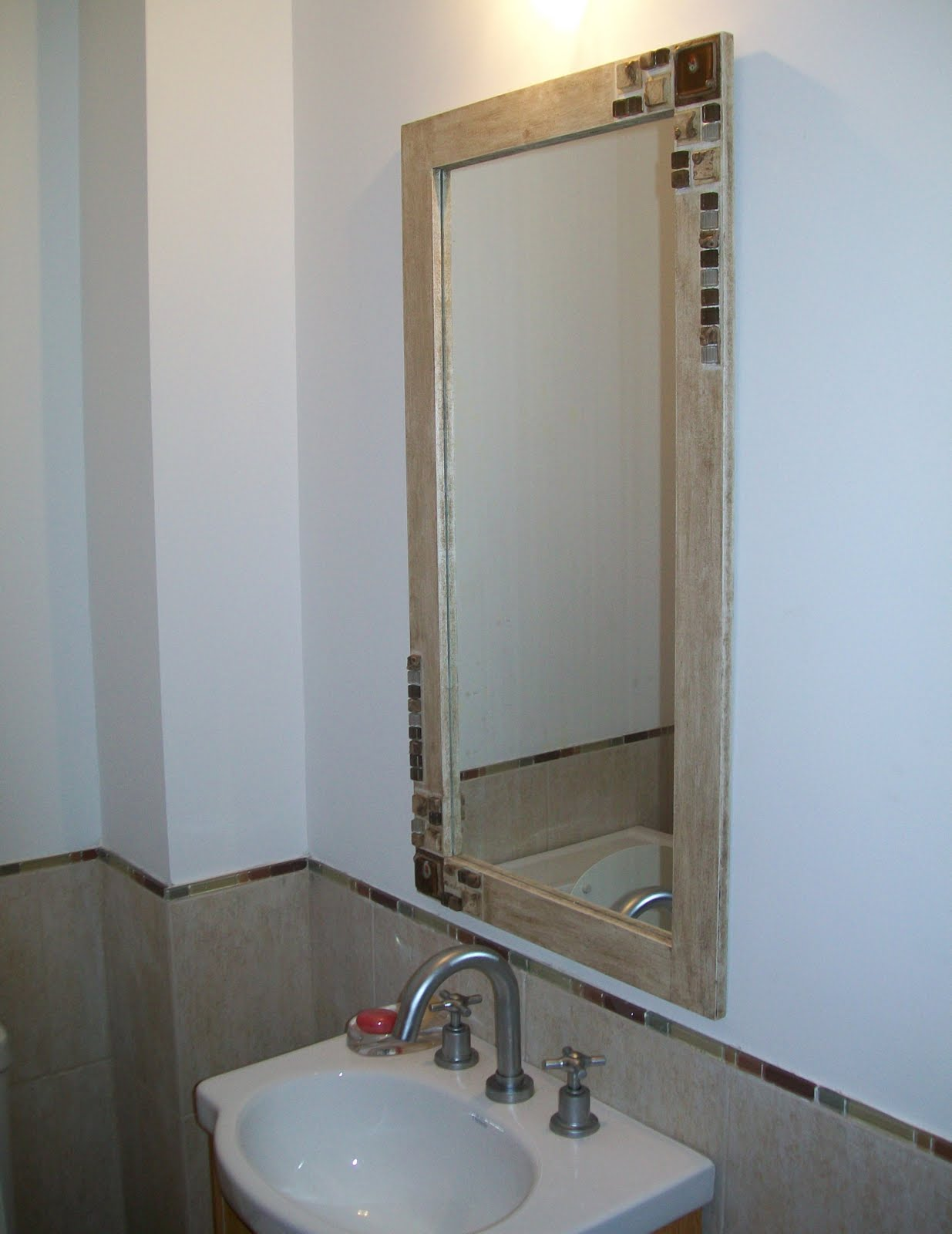 Espejos liaro espejos para ba os for Modelos de espejos con marcos de madera