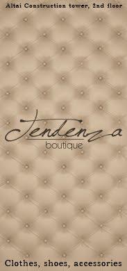 TENDENZA boutique