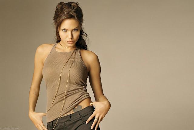 Angelina Jolie Actress Wallpapers