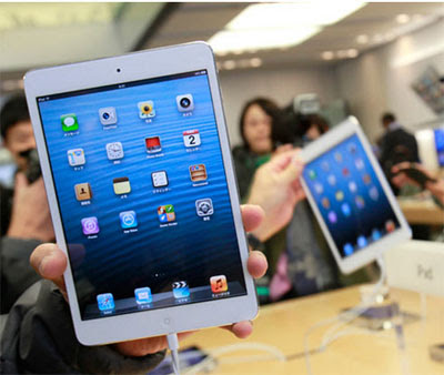 ipad mini retina display, jadwal rilis ipad mini baru 2013