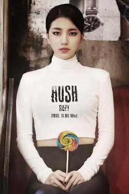 missA Suzy Hush