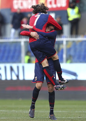 Genoa Udinese 2-1 highlights