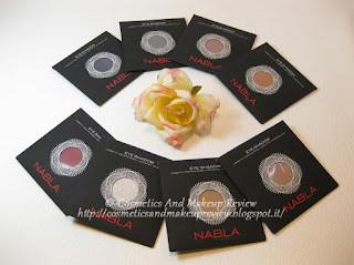 Nabla - Artika Collection - Baltic, Chatter Mark, Circle, Desire, Fahrenheit, Frozen, Mellow, Water Dream (refill)