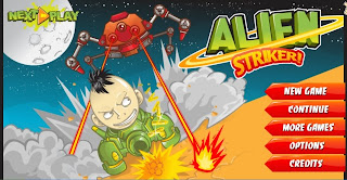 Alien Striker!