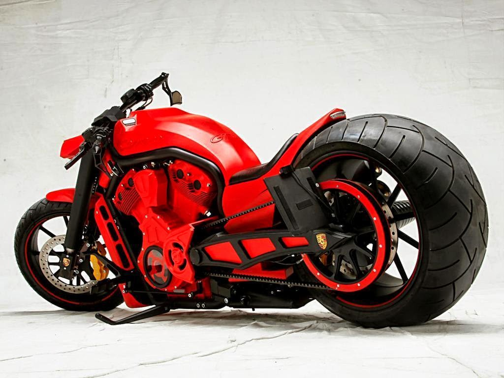 133 fotos de motos super estilosas - Autozine