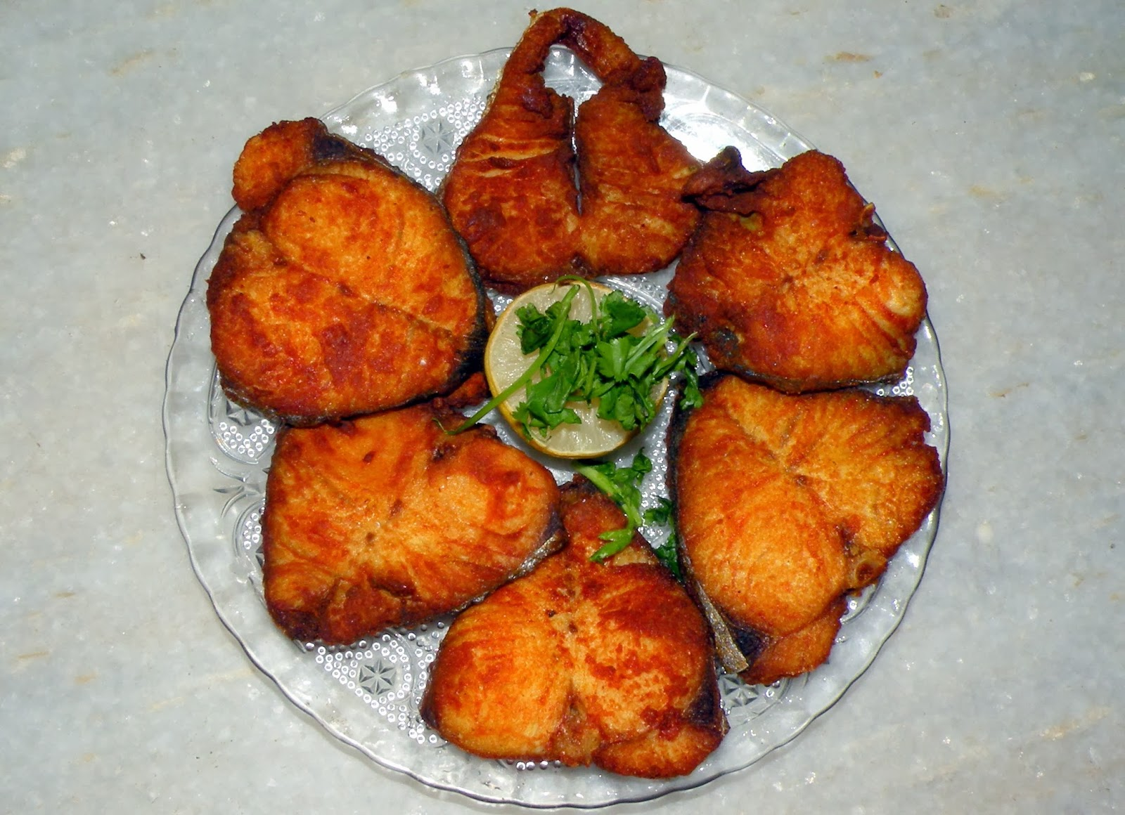 King fish fish fry recipe vanjaram fish fry recipe for Cliffords fish fry