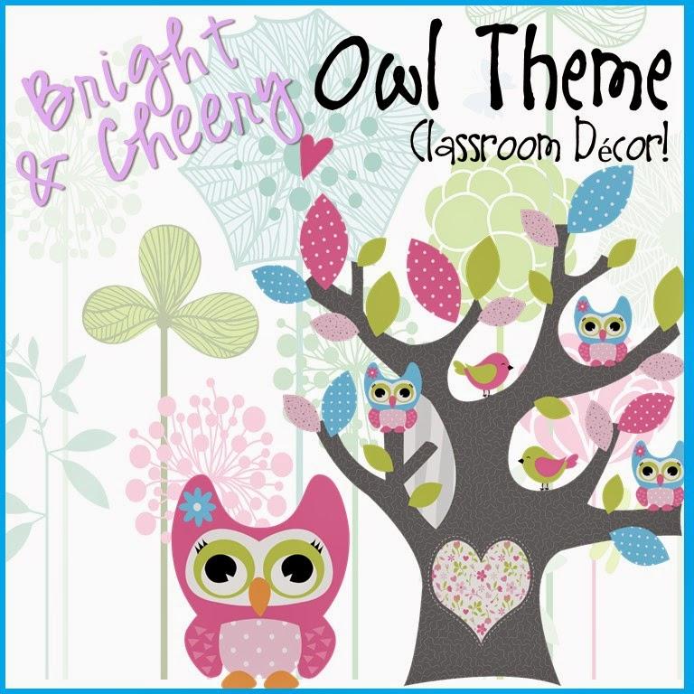 http://www.teacherspayteachers.com/Product/Owl-Classroom-Theme-and-Decor-1595574