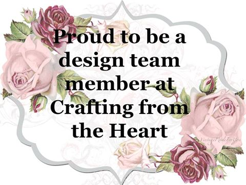 I design for: Crafting from the Heart
