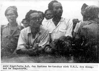 Madiun 1948 Konspirasi Politik