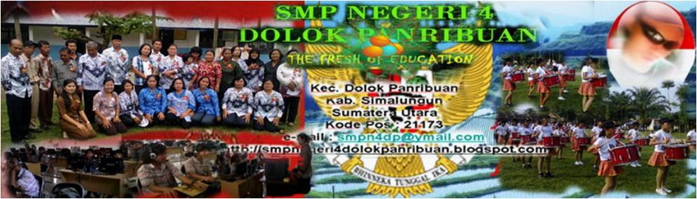 SMP N 4 DOLOK PANRIBUAN