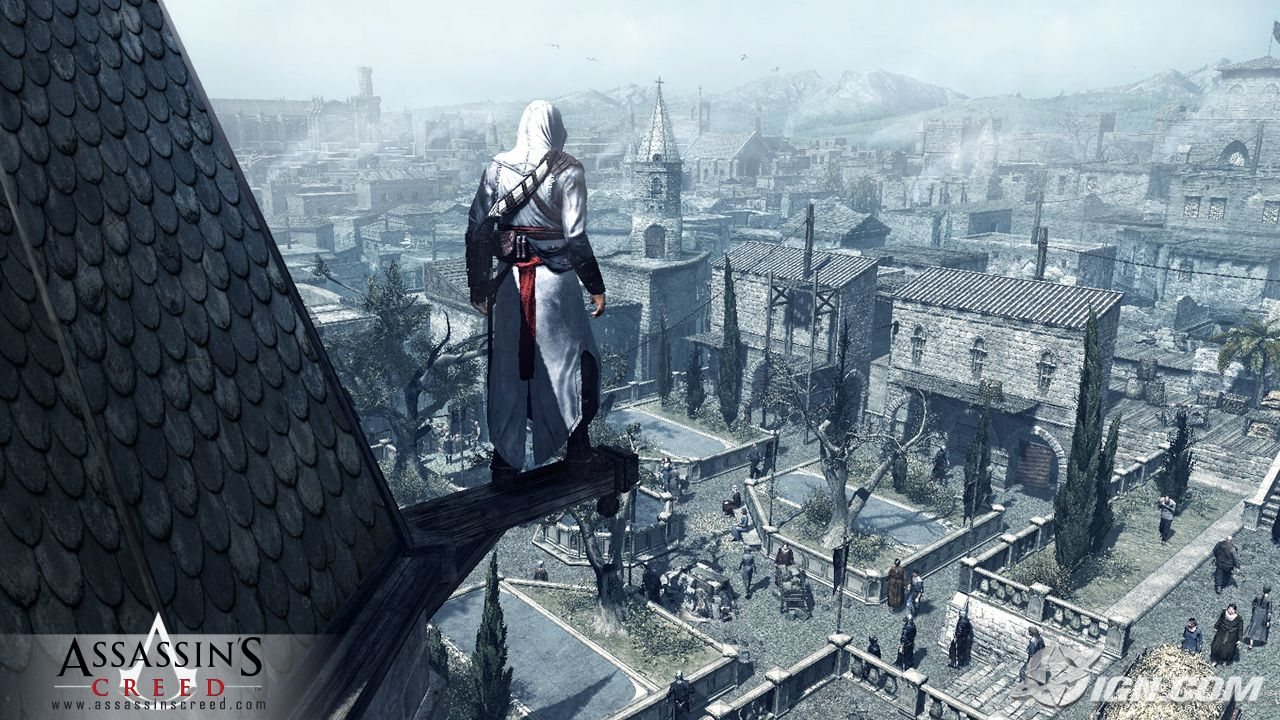 Assasin's Creed 1 Full Tek Link İndir + Torrent