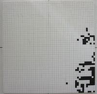 Fernando Pessoa: Pintura Quadrículas 1