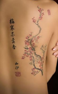 Imagens de Tatuagens Femininas