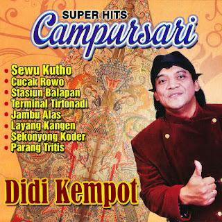 Didi Kempot - Superhits Campursari