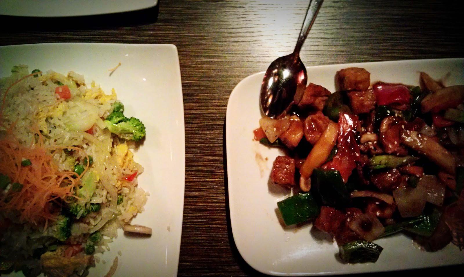 Asian fusion cuisine in toronto