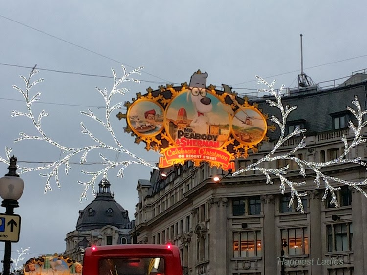 Regent Street Christmas Light