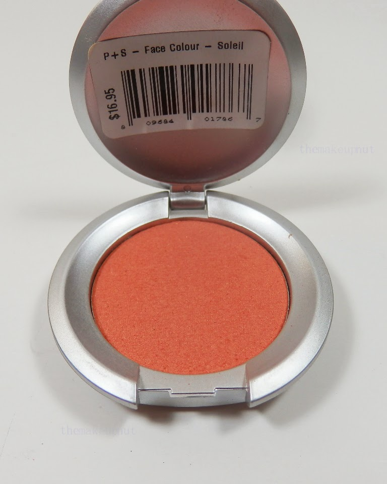 Pure+simple Soleil blush