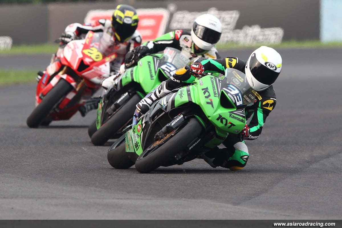 Asian Atau Road Racing Championship Balap Motor