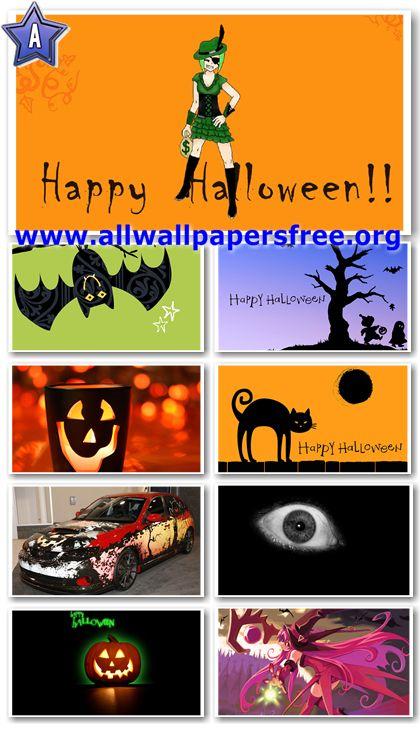 50 Halloween Wallpapers 1280 X 800 Px