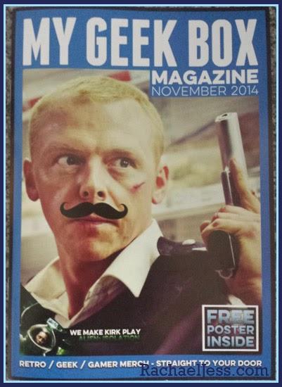 My Geek Box Magazine