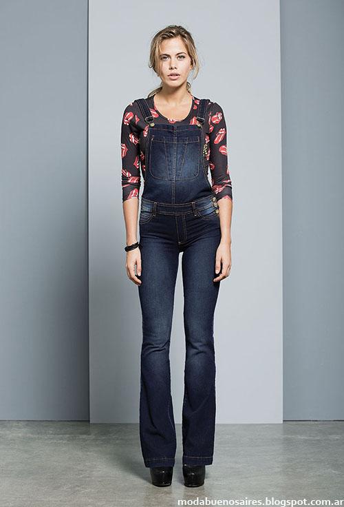 Moda invierno 2015: Tabatha Jeans otoño invierno 2015