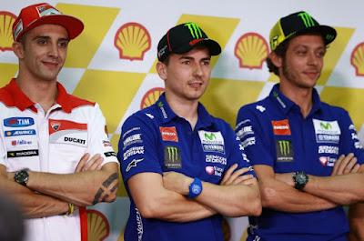 Rossi: Pengkritik Iannone Bukan Fans Saya, Mereka Bodoh!
