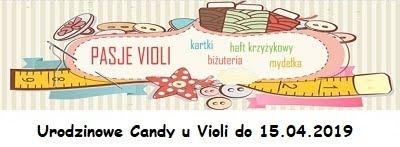 Urodzinowe Candy u Violi