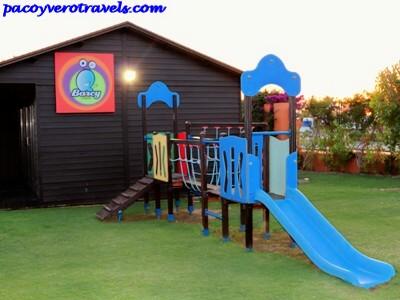 Mini club y Parque infantil del Barceló Sancti Petri