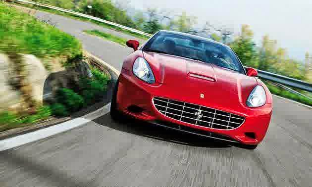 Ferrari California 2014 Future Cars