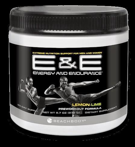 Energy and Endurance, www.HealthyFitFocused.com