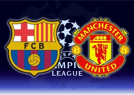 Watch Barcelona vc Manchester united