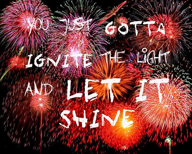 Shine baby!