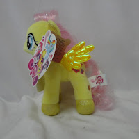 MLP Fluttershy 9 Inch Plush with Brushable Hair by Multi Pulti