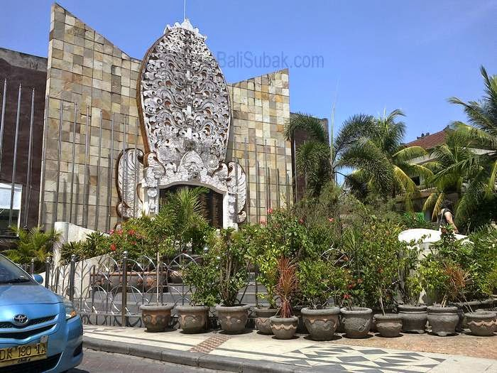 Bali Bombing Monument