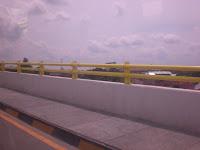 siak iii dengan panjang total 520 meter dan panjang bentang 170 meter