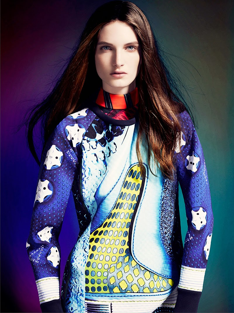 The Adidas Originals X Collection by Mary Katrantzou