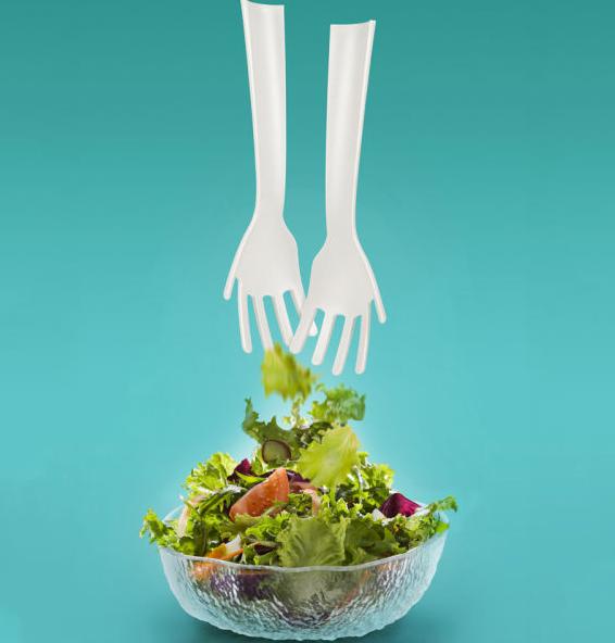 raczki do salaty lyzki fred and friends