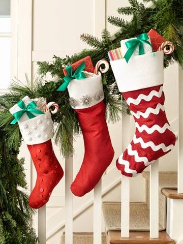 imagenes de botas de linda navidad