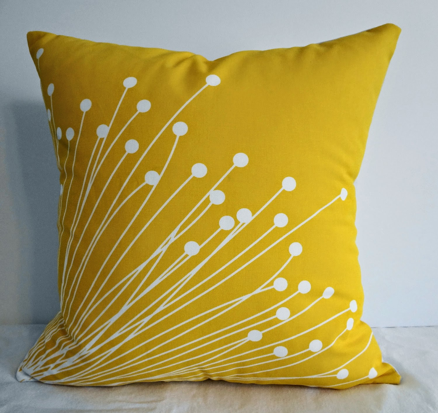 Yellow Pillows cute