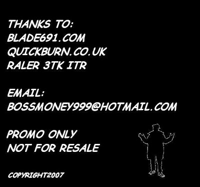 Blade – Blade LGFSTS Mix (2007) (320 kbps)