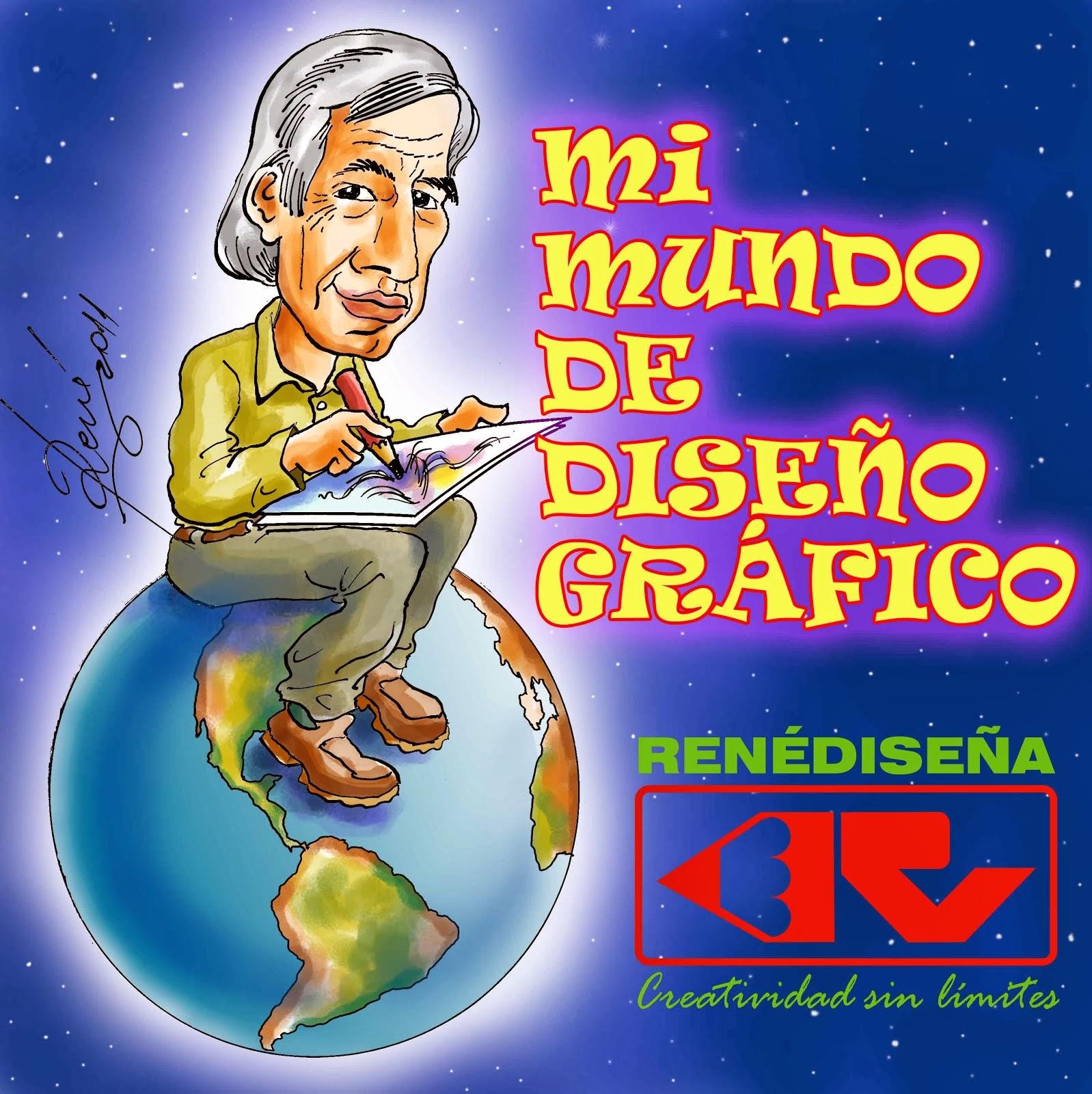 MI MUNDO DE DISEÑO GRÁFICO