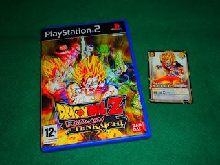 D-86 Dragon Ball Z Budokai Tenkaichi 1