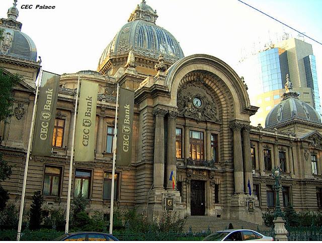 CEC Palace Romania