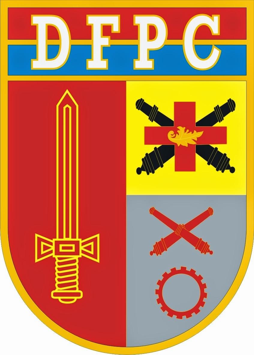 Atirador, conheça o portal de serviços da DFPC