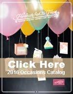 2016 Occasion Catalog