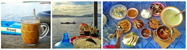 Wisata Pancing Pulau Woda - Wisata Kota Tidore