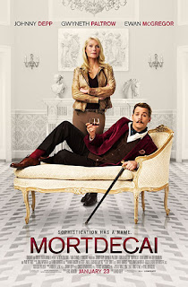 Mortdecai 2015 Dual Audio Hindi BluRay 170Mb hevc