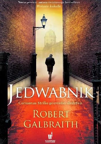 "114. ""Jedwabnik"" Robert Galbraith"