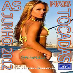 asmaistoc Download   As Mais Tocadas De Junho (2012)
