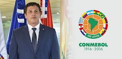 Conmebol: Nuevo presidente